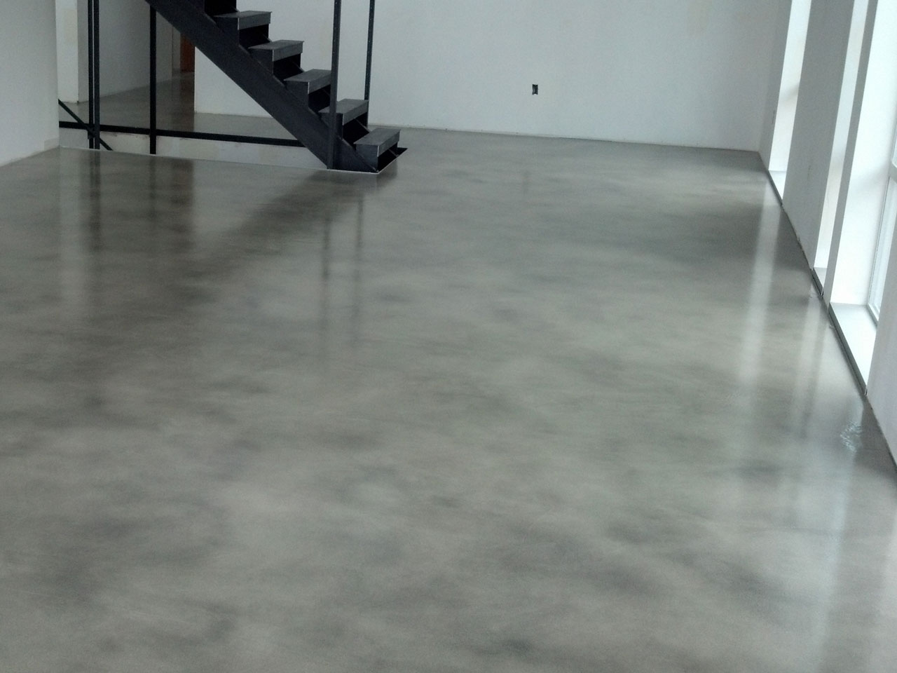Maverick specialty contracting for Floor wax for concrete floors